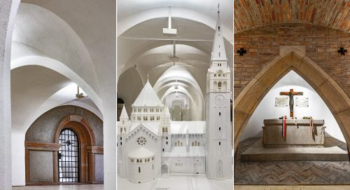 Virtuális séta a Szegedi Dóm felújított altemplomában