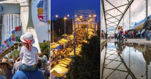 Ezen a hétvégén lett volna az idei Hídivásár, kárpótlásul jöjjenek a leghangulatosabb fotók a rendezvény utóbbi éveiből