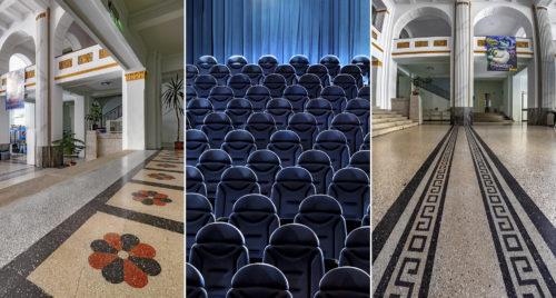Fotósorozat a frissen felújított szegedi Belvárosi Moziból
