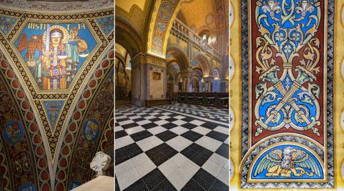 Friss fotósorozat a szegedi Dóm gyönyörűen felújított beltéri részleteiről