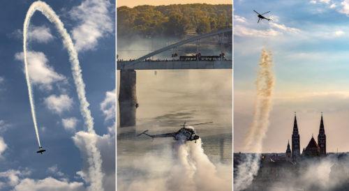 A 2020 szeptemberi szegedi Airpart Légishow válogatott fotói