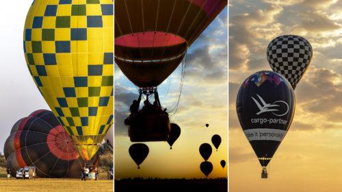 Így szálltak fel a hőlégballonok a Szegedi Repülőtérről az idei CECUP negyedik hivatalos futamán